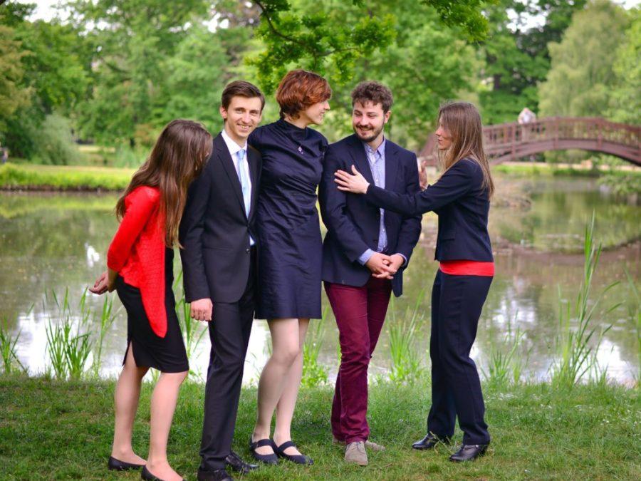 studentische Unternehmensberatung GoCoTe Consulting Leipzig Team